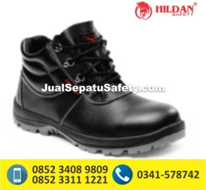 Sepatu Safety Shoes CHEETAH 3106 Semi Boot Tali