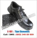 E-101 Sepatu Safety Shoes Harga GROSIR Diskon Termurah