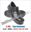 E.102 Sepatu Safety PALING MURAH Langsung dari Pabrik