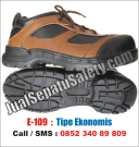 E-109 Safety Shoes MURAH KRUSHERS Look