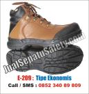 E-209 Sepatu Safety Shoes Seragam Kerja