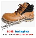 H-208 Sepatu Gunung Trecking Boots Safety Terbaru