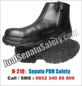 H.210 Sepatu Safety PDH Dinas Harian