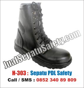 H.303 Sepatu Safety PDL Dinas Lapangan