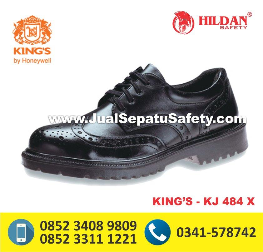 KING'S KJ 484 X,Distributor Sepatu Safety Harga Murah