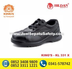 KING'S KL 331 X,Sepatu Safety Pendek Bertali