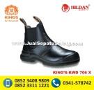 KWD 706 X – Sepatu Safety Dengan Elastic Samping Dan Chimical Resistant (Tahan Bahan Kimia)
