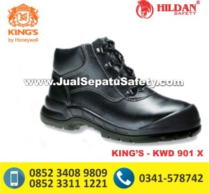 KING'S KWD 901 X,Merk Sepatu KING'S Pendek Bertali