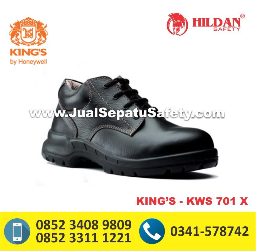 KING'S KWS 701 X,Sepatu Safety King Original Murah