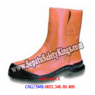 KWD 805 CX – Sepatu Safety Boot KINGS Untuk Pertambangan Dan Perkebunan