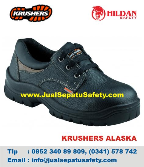 Distributor Krushers ALASKA Black ke JAKARTA, SURABAYA, BALIKPAPAN. HP.0852 340 89 809