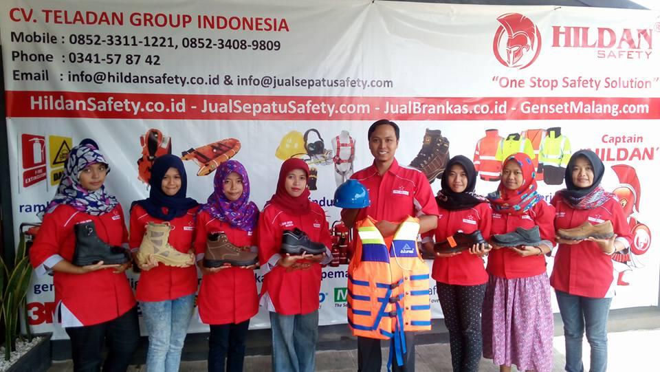 Manajemen HILDAN SAFETY Group