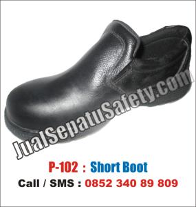 P.102 Harga Sepatu Safety Shoes Murah, HP: 0852 340 89 809.