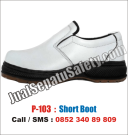 P.103 Sepatu Safety Shoes WANITA-Koki-Kithen-Tanpa Tali