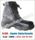H-304 Sepatu Safety PDL Resleting Pakaian Dinas Luar