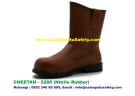 CHEETAH 2288-Sepatu Safety Pull-Up Rigger BOOTS Pertambangan Nitrile Rubber