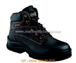 Sepatu Safety Shoes Krushers DALLAS 216120