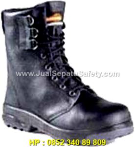 Sepatu Safety Shoes Krushers NEWMAN