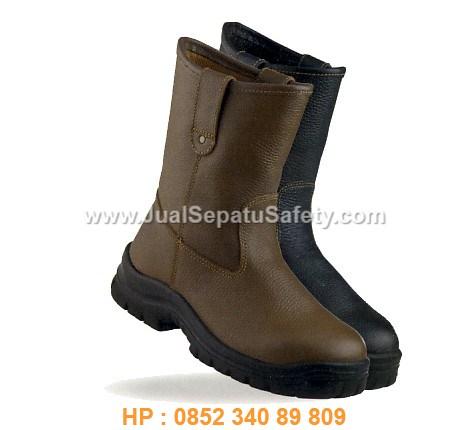 KRUSHERS TEXAS Sepatu BOOT Pria Pertambangan Proyek