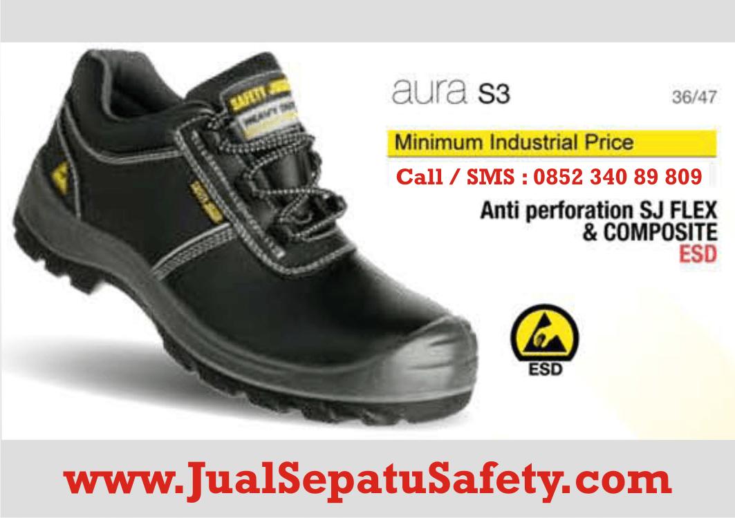Safety JOGGER AURA