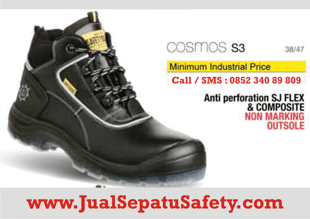 Safety JOGGER COSMOS