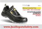 Sepatu Safety JOGGER NOVA Asli