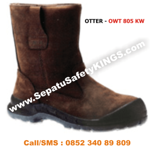 Sepatu Safety Shoes OTTER Tipe OWT 805 KW