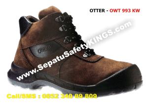 Sepatu Safety Shoes OTTER Tipe OWT 993 KW