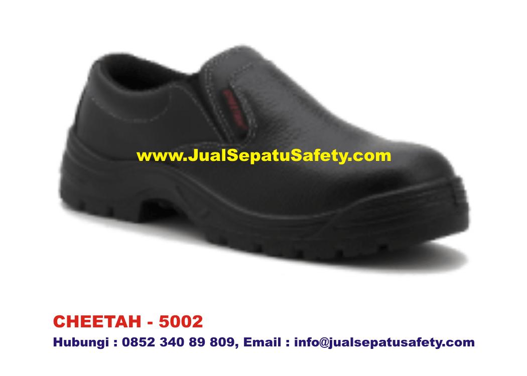 Distributor Utama Terbaik Sepatu CHEETAH 5002 Kalimantan