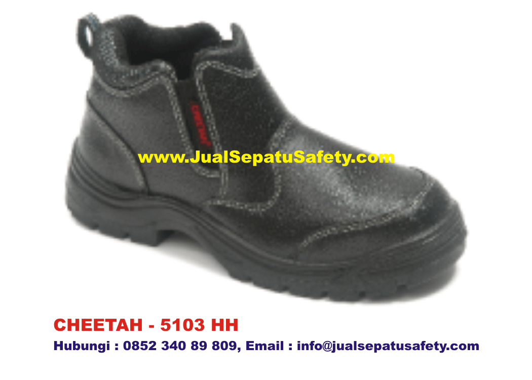 Harga Sepatu Safety Cheetah Cheetah-5103-hh-sepatu-safety