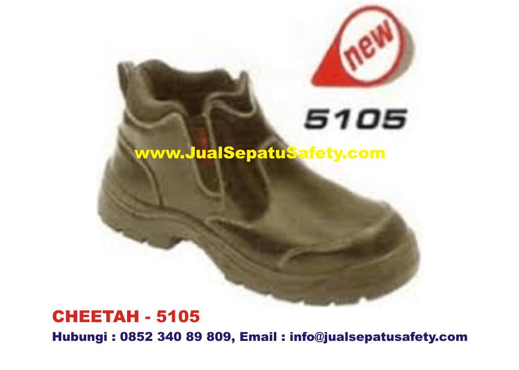 Harga Sepatu Safety Cheetah Cheetah-5105-sepatu-safety