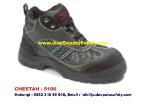 CHEETAH 5106 Sepatu Safety Shoes Bertali