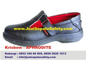 Krisbow Aphrodite-Gambar Sepatu Safety,HP.0852 340 89 809