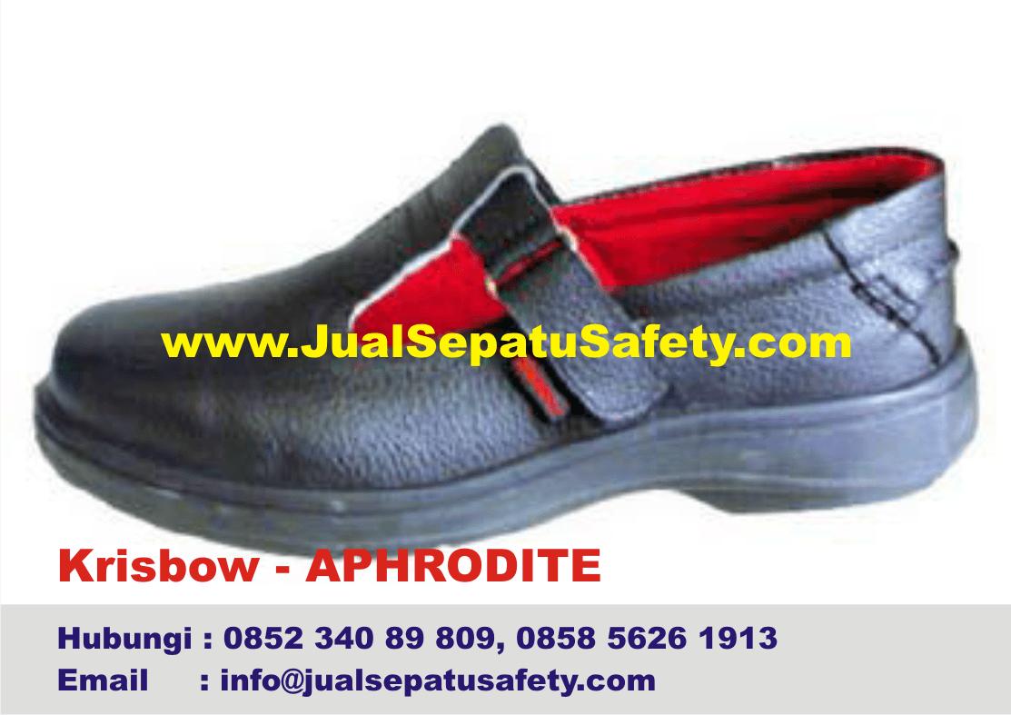 Jual Sepatu Safety WANITA Krisbow APHRODITEHP0852 340 89