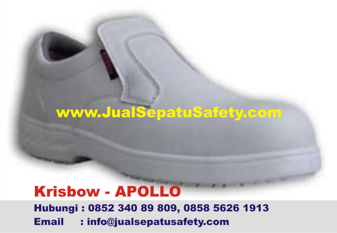 Pusat Sepatu Safety Wanita Krisbow APOLLO TerbaikHP0852