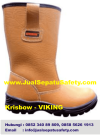 Krisbow Viking-Safety Boot Kuning Muda