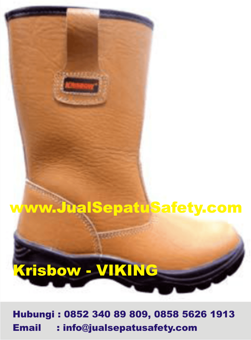 Safety Boot Krisbow Viking Online HP0852 340 89 809