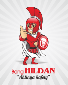 Maskot HILDAN SAFETY