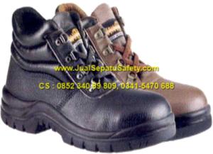 Sepatu Safety Shoes KRUSHERS JUNEE 213149, HP: 0852 340 89 809