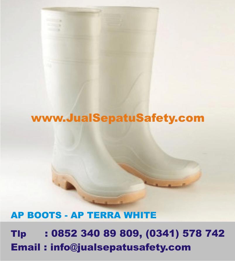 Distributor-Sepatu-AP-BOOTS-AP-TERRA -WHITE-Pekerja-PabrikRestaurant-dan-Indus. 080b96322f