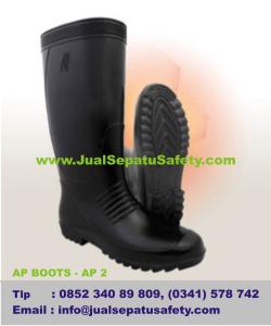 Grosir Sepatu AP BOOTS - AP 2, proyek jalan dan bangunan