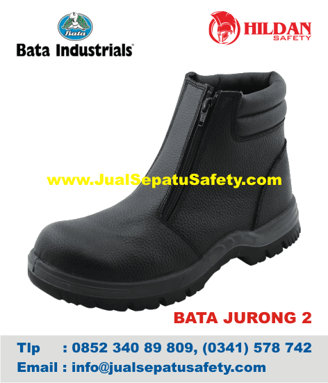 Harga Sepatu Safety Shoes BATA-JURONG 2
