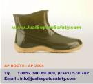 AP Boots Pendek WANITA Dewasa, AP 2005