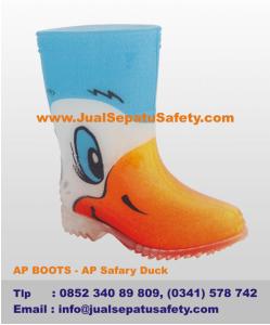 Jual Sepatu AP BOOTS - AP Safary Duck Gambar BEBEK