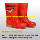 AP BOOTS ANAK, Seri RED BIRD