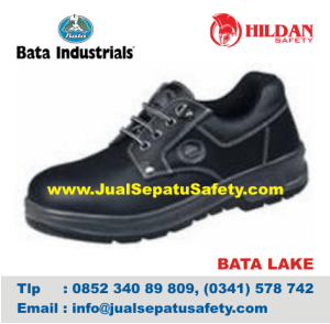 Katalog Sepatu Safety Shoes BATA-LAKE