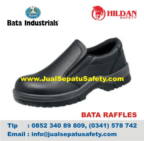 Sepatu Safety Shoes BATA-RAFFLES Jakarta