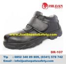 DR 107, Sepatu Safety MURAH dengan Perekat Velcro