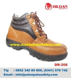 DR 208 - Grosir Sepatu Proyek Safety MURAH, Boot PRIA, HP.0852 340 89 809