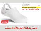Sepatu Safety JOGGER BESTLIGHT (WHITE)